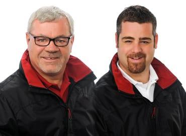 Barry & Rob MacDonald
